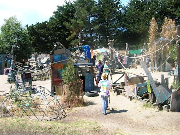 Adventure Playground, Berkeley CA