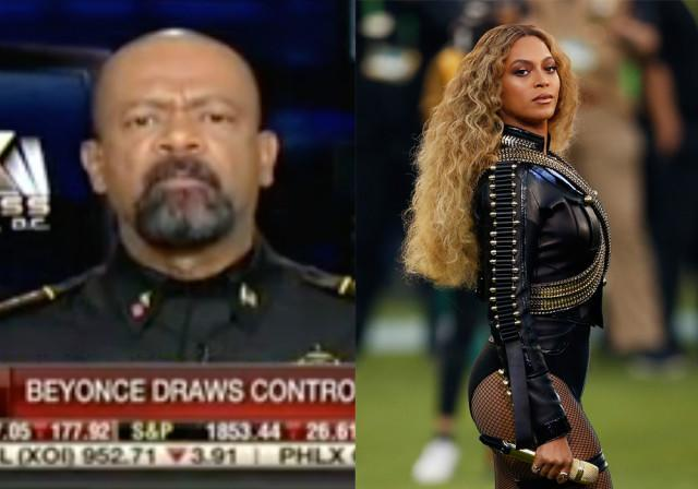 Another One: Milwaukee Sheriff Voices His Displeasure With Beyonce's Super Bowl Performance