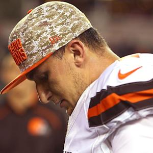 Judge signs order keeping Johnny Manziel away from ex-girlfriend