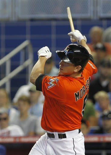 Dobbs, Marlins finish sweep, Cubs lose 5th in row