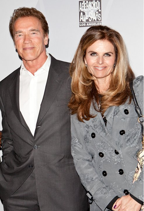 Arnold Schwarzenegger, Maria Shriver