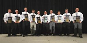 Ten FedEx Drivers Earn Honors at National Truck Driving Championships
