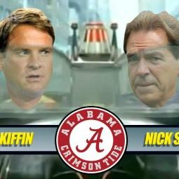 Nick Saban and Lane Kiffin: The Dynamic Duo