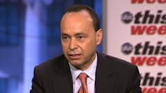 abc luis gutierrez this week jt 130414 wblog Rep. Luis Gutierrez: Gangbangers and Drug Dealers are Applauding the Lack of Success on Gun Control Legislation