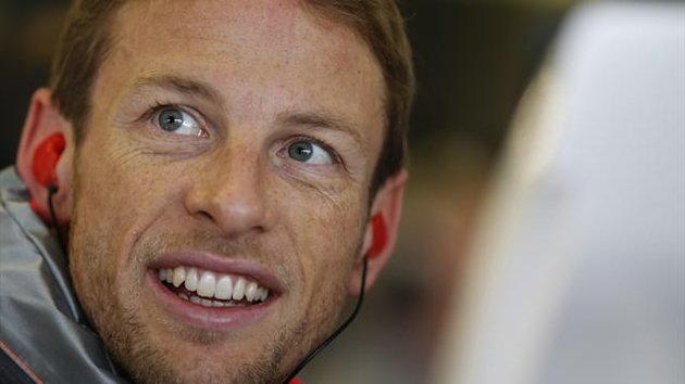 Jenson Button, 2013