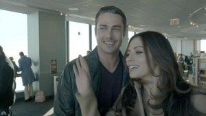'Chicago Fire': Severide and Renee Enjoy a Moment on Top of the World (Exclusive Video)