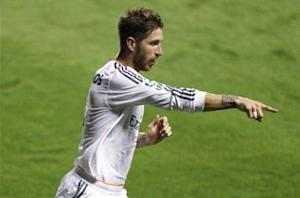 Ramos happy to switch positions