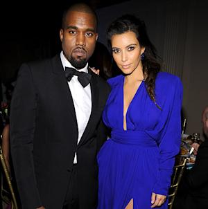 Kim Kardashian Pregnant With Kanye West's Baby!