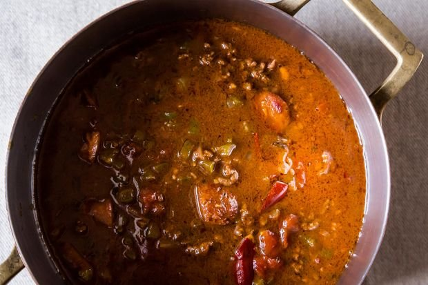 Chili Gumbo