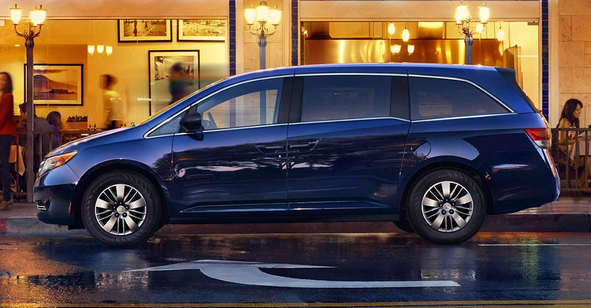You could get a great deal on a new Honda Odyssey