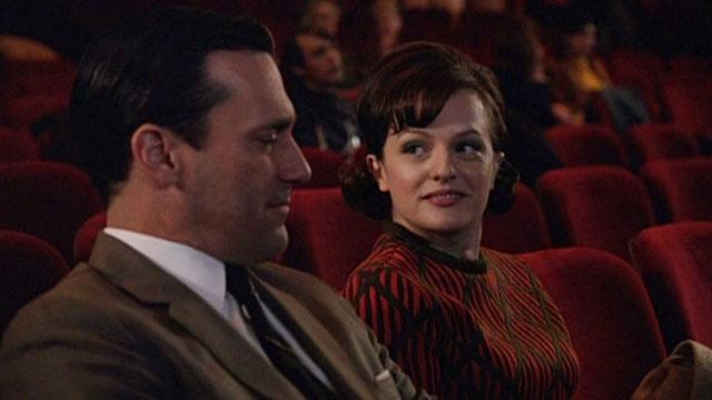 Emmy Hopeful: Elisabeth Moss - 'Mad Men'