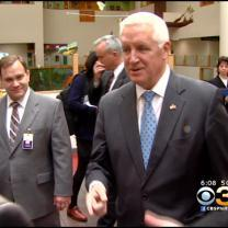 Corbett Bringing Re-Election Campaign To Northeast Philadelphia