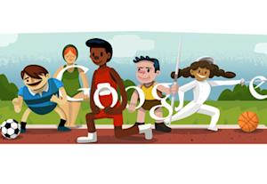 Google Doodle Tests Your Soccer Skills