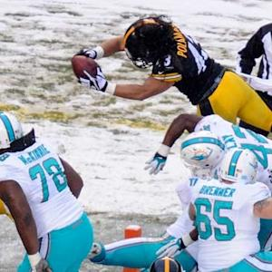 WK 14 Can't-Miss Play: Air Polamalu