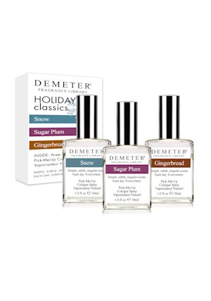 Demeter Holiday Classics Set