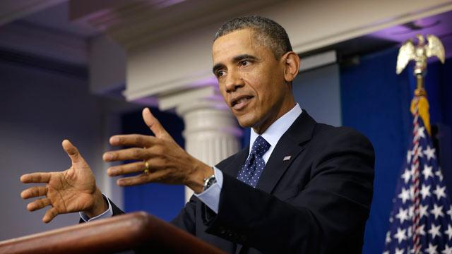 Obama Seeks to End 'Political Gridlock' in Weekly Address