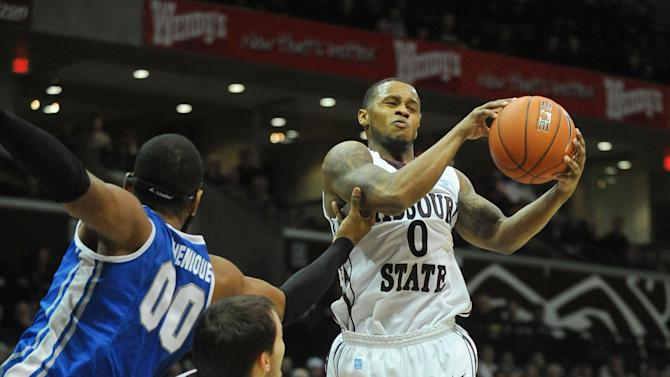 NCAA Basketball: Creighton at Missouri State