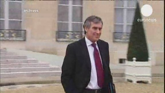 Former French finance minister Cahuzac withdraws candidacy
