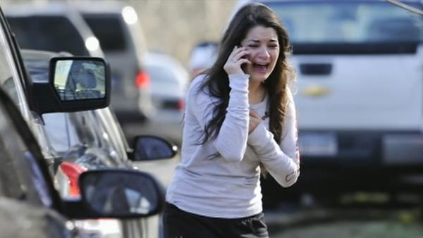 "Parents describe Conn. shooting as ""a nightmare"""