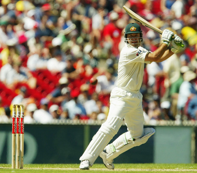 Third Test - Australia v India: Day Two