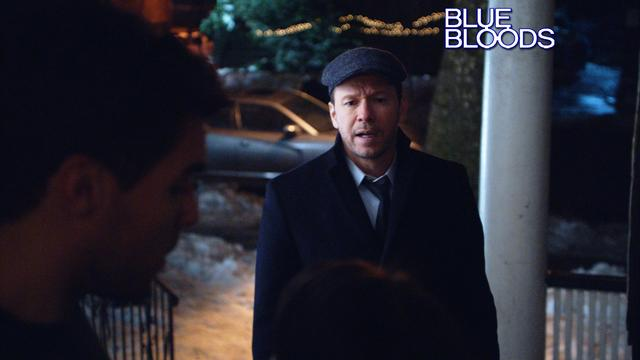 Blue Bloods - Stop Talking