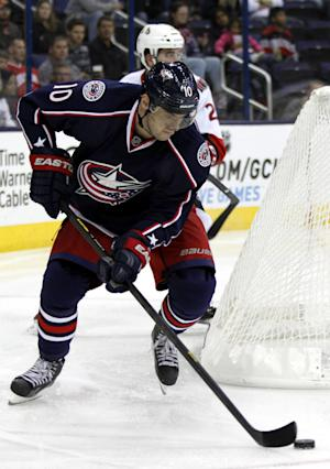 Gaborik to miss 4-6 weeks with sprained knee
