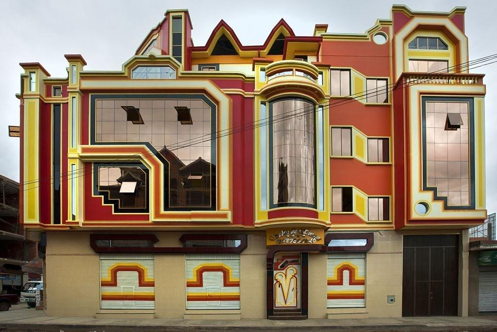 Curiosities: Are Bolivia's 'Andean Palaces' Groundbreaking or Kitschy?