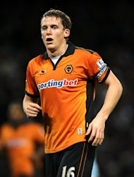 Wolves defender Christophe Berra has been transfer listed
