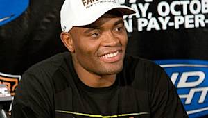 Former UFC Middleweight Kingpin Anderson Silva Already Back in the Gym Training