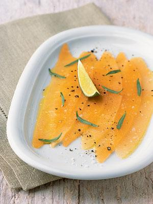 Melon Carpaccio