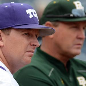 TCU Baseball - Coach Schloss Talks Frogs' Loss