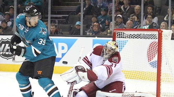 Sharks look to build on last season's late success