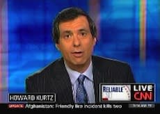 UPDATE: Howie Kurtz Keeps CNN Job; Will Address Being Dropped From Daily Beast This Weekend