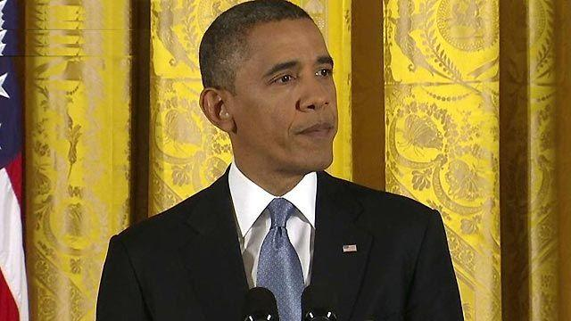 Obama: Our top priority has to be jobs and growth