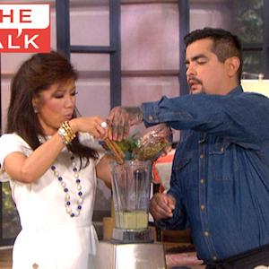 The Talk - Food Festival with Aaron Sanchez