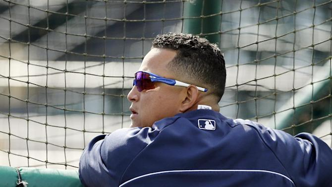 Cabrera goes 1 for 3 after deal, Tigers top Rays