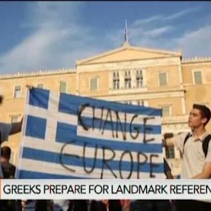 Markets to Focus Heavily on Greek `No` Vote: Rick Rieder