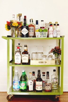 Keep a Well-stocked Bar
