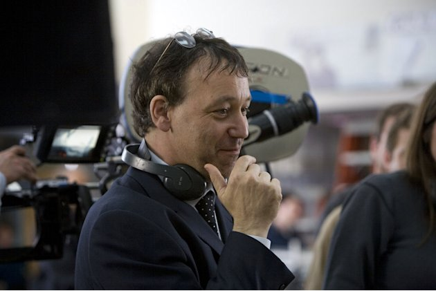 Director Sam Raimi Drag Me to Hell Production Stills Universal 2009