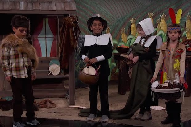 Jimmy Kimmel Has Kids Re-Create America's First Black Friday (Video)