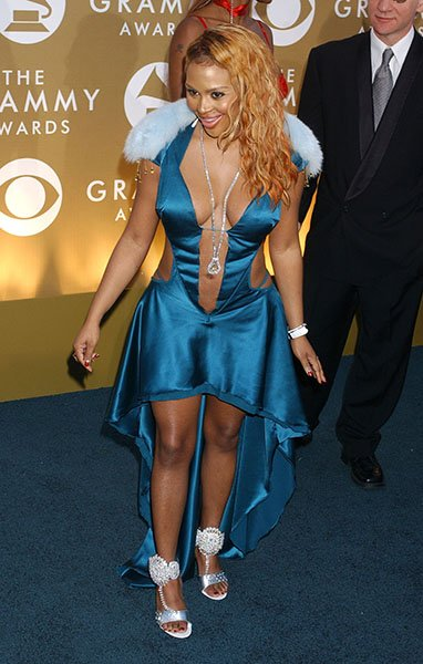Lil' Kim never claimed to be modest,
