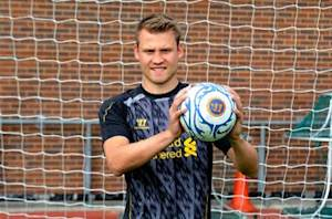 Mignolet ready to take 'big step forward' with Liverpool