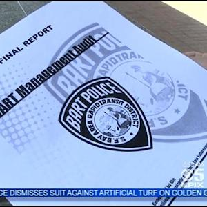 BART Police Audit Findings To Be Released