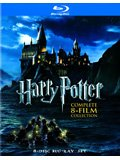 Harry Potter: The Complete 8-Film Collection Box Art
