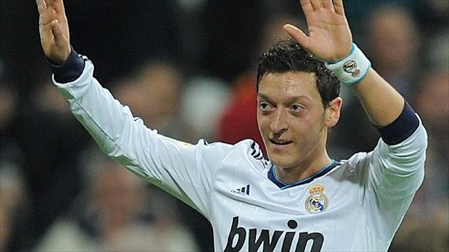 Mesut Özil (Real Madrid)