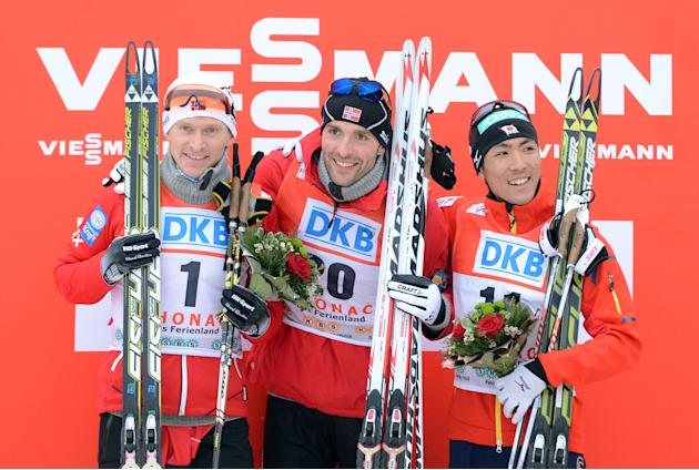 FIS Nordic Combined World Cup - Men's Nordic Combined HS130/10km