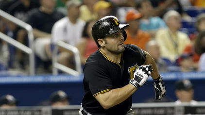 McKenry's 4 hits help Pirates top Marlins, 7-4
