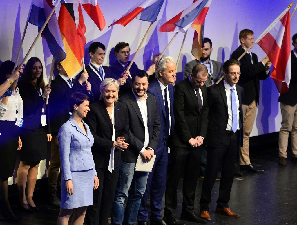 The ENF: at the far-right of the European Parliament