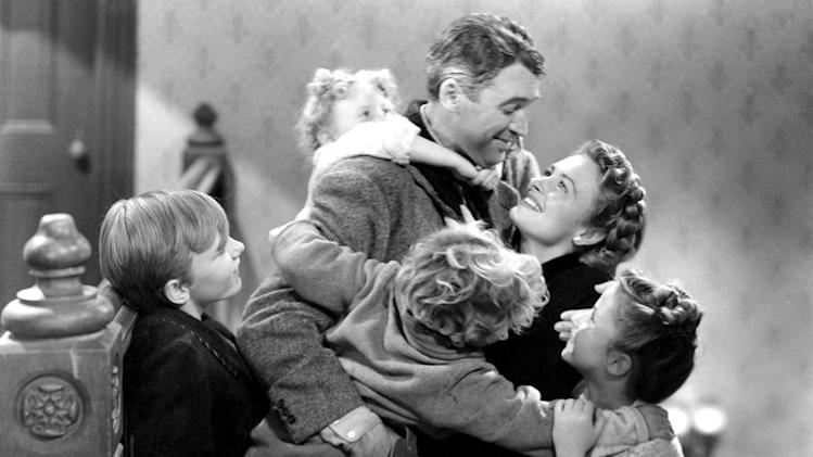 """It's a Wonderful Life"" on NBC Saturday, 12/1 at 8pm"