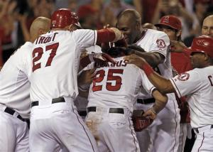 Angels erase 5-run deficit to beat Mariners 6-5